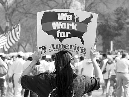 PHOTO FRIDAY: Immigration Reform