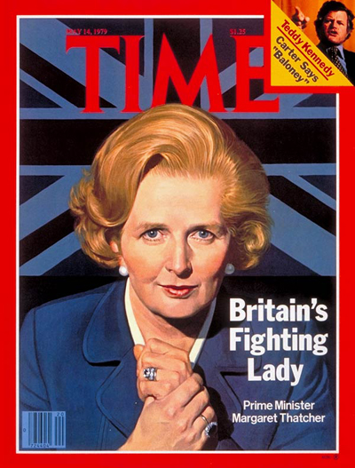 """Love her or hate her, she transformed Britain."""